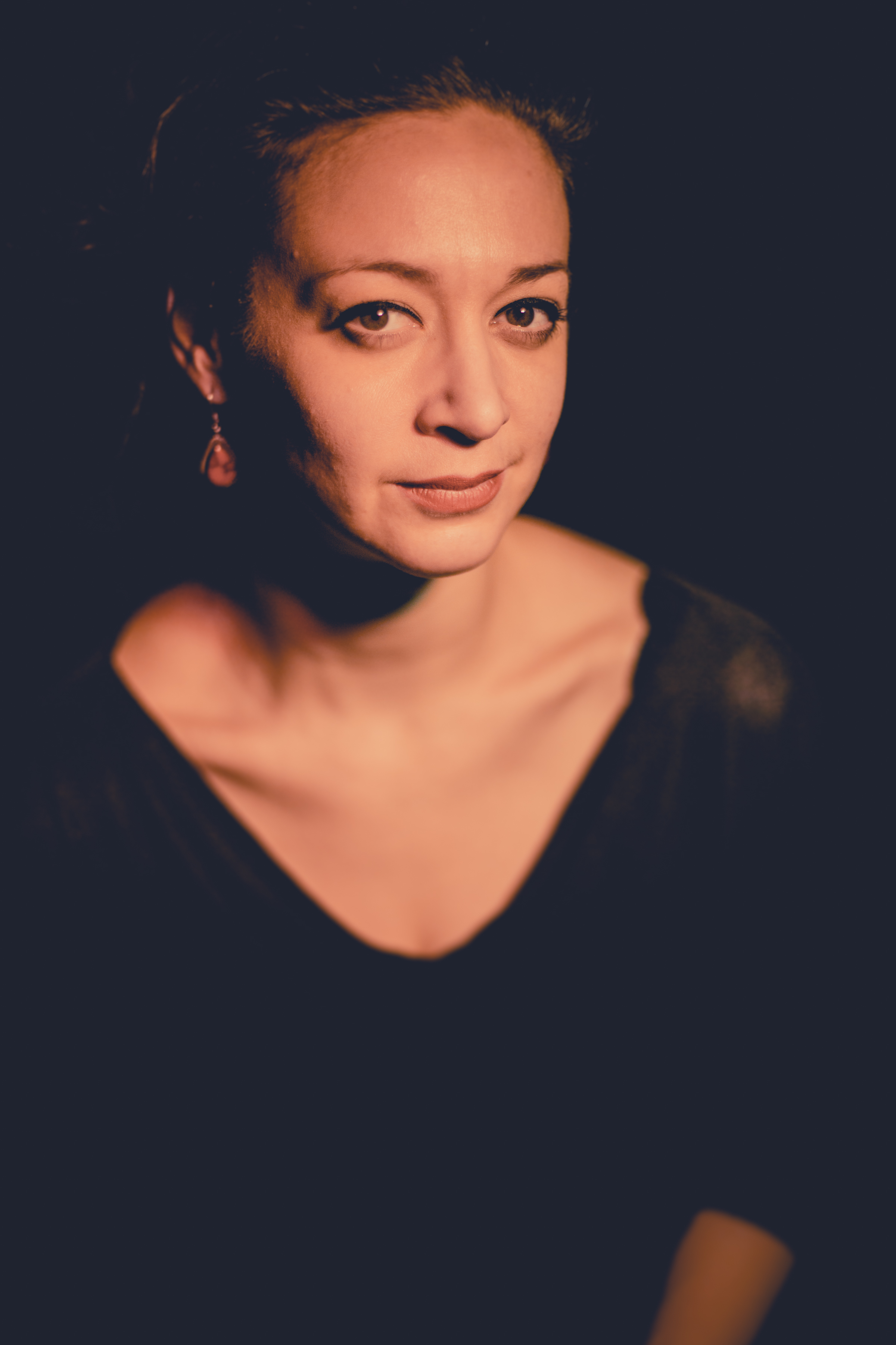 Andréane Leclerc, crédit photo Valérie Sangin